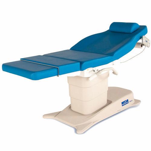 mesa de exploración para ecocardiografía / de fisioterapia / ginecológica / para ecografía