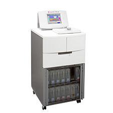sistema de preparación de muestras de tejidos / con ruedas / con pantalla táctil / al vacío