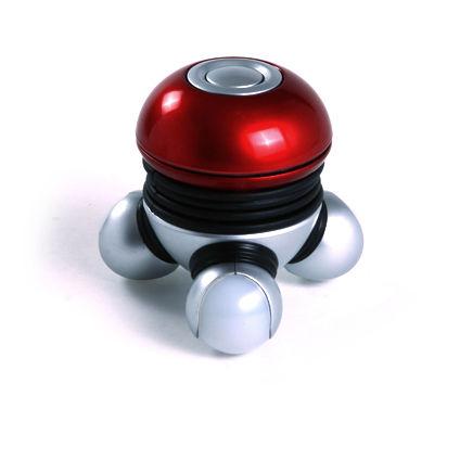 masajeador eléctrico de mano / con batería