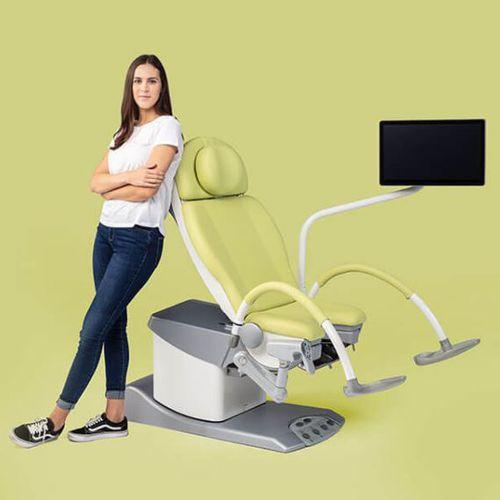 colposcopio vídeo / para sillón de reconocimiento ginecológico