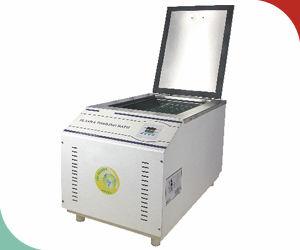 baño María para descongelar plasma sanguíneo / controlado por microprocesador / de mesa