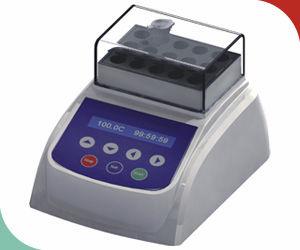 calentador de bloque de laboratorio digital