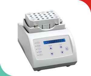 termomezclador orbital / para preparación de pruebas / de mesa / digital