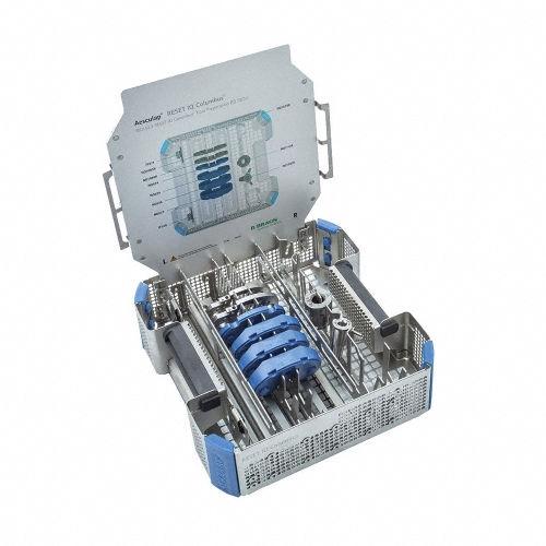 contenedor para instrumental quirúrgico