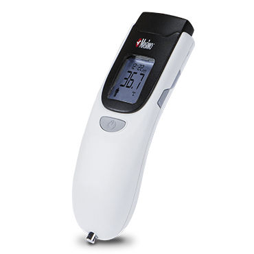 termómetro médico / electrónico / sin contacto / frontal