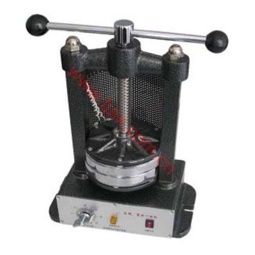 prensa para laboratorios dentales con polimerizador