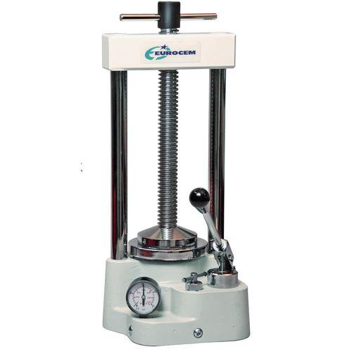 prensa para laboratorios dentales hidráulica