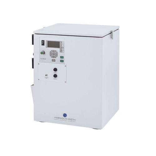 aspirador de polvo para laboratorio dental / de mesa / con por con sistema de filtración
