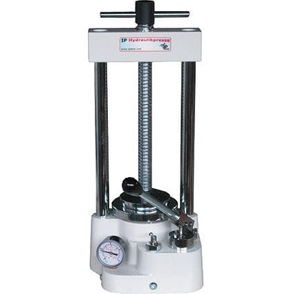 prensa dental hidráulica