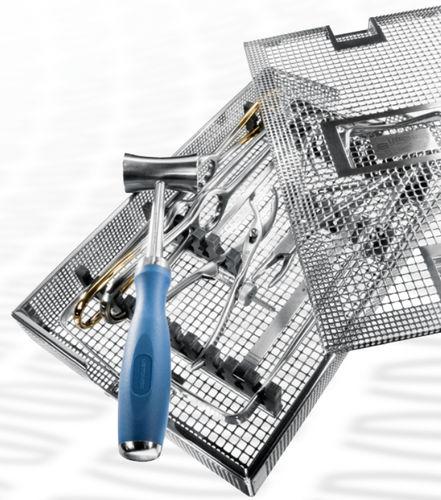kit de instrumentos para elevación del seno