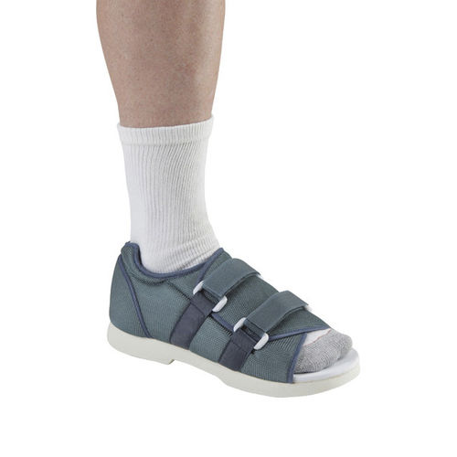 Zapato postoperatorio suela semirrígida - Mesh Top - Össur..