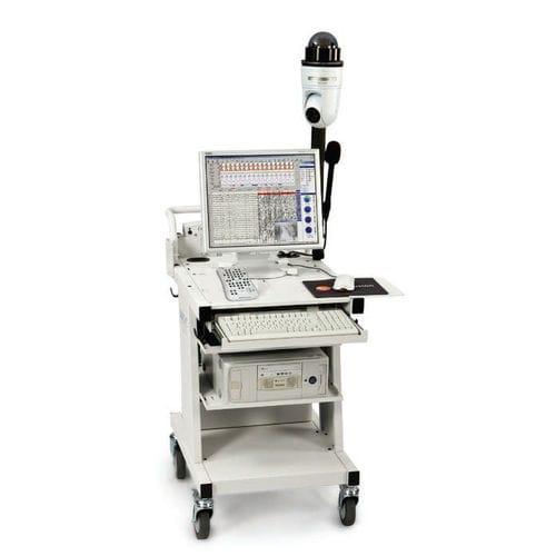 electroencefalógrafo 32 canales / 64 canales / 128 canales / para monitorización de larga duración