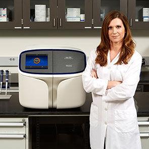 secuenciador de nueva generación para ADN