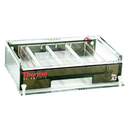 cubeta de electroforesis para ADN