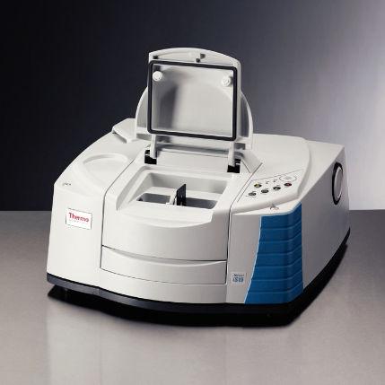 espectrómetro FT-IR
