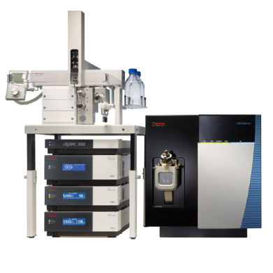 sistema de cromatografía de líquida