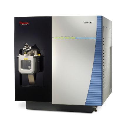 espectrómetro de masa