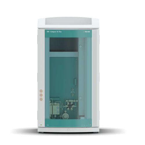 sistema de cromatografía iónica