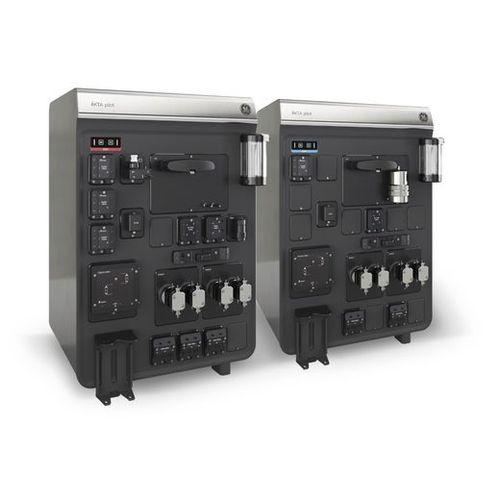 sistema de cromatografía en fase líquida preparativa / compacto