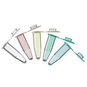 tubo de muestras para PCR