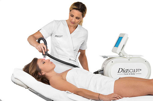 sistema de rejuvenecimiento cutáneo diatermia infrarroja
