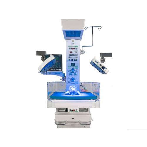 plataforma calentadora para neonatos - Okuman Medikal Sistemler Anonim Sirketi
