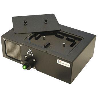 fuente de luz para microscopio / láser