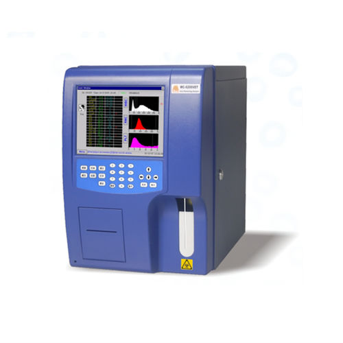 analizador de hematología 22 parámetros / automático / veterinario / de mesa