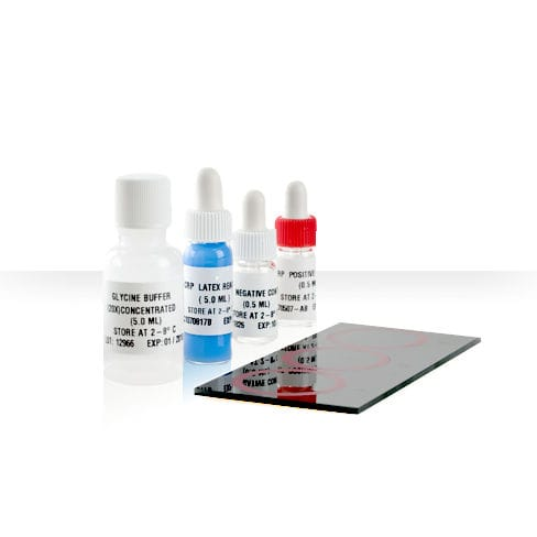 kit de prueba de mononucleosis