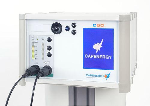 unidad de tecarterapia - Capenergy Medical