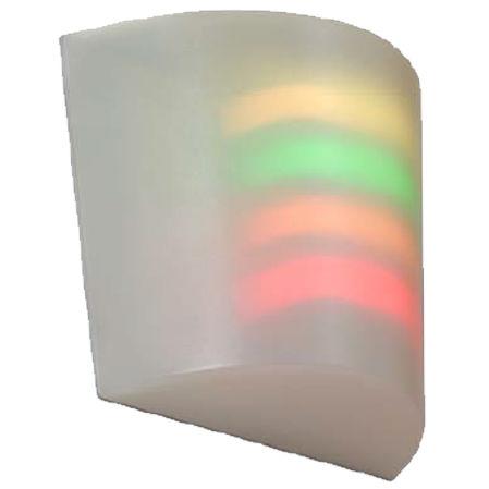 lámpara de señalización de llamada a enfermero / led / de pared