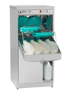 lavacuña automática