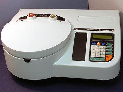 sistema de cromatografía GC