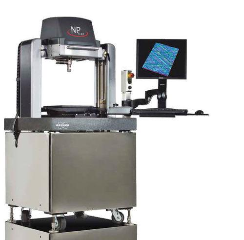 perfilómetro para implantes ortopédicos / óptico / 3D