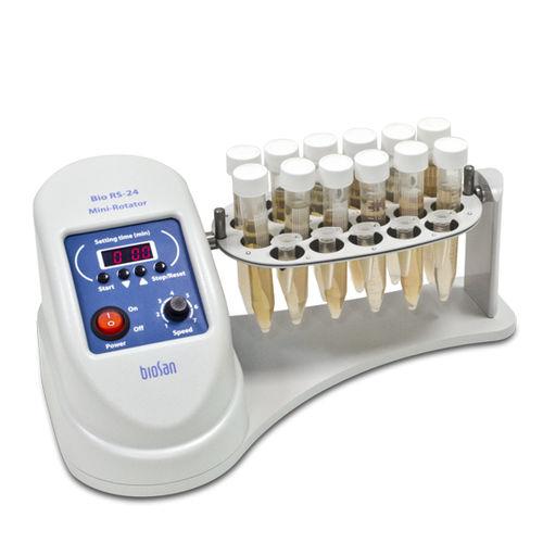 agitador de laboratorio rotativo