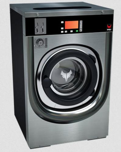 lavadora-centrifugadora de carga frontal / a monedas