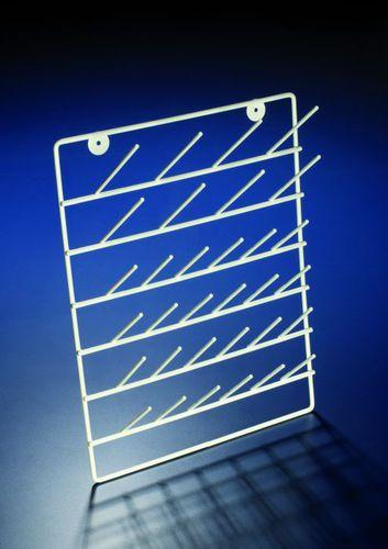 soporte de laboratorio para tubos / de secado