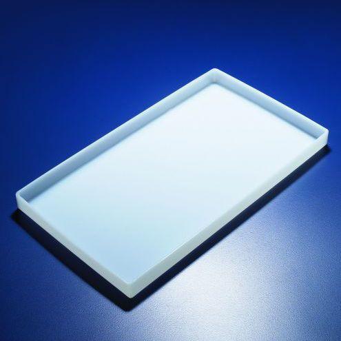 bandeja de laboratorio / de polipropileno