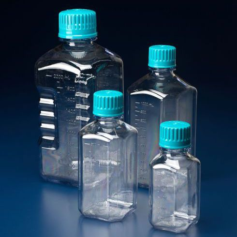 frasco de laboratorio