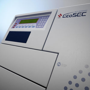 sistema de cromatografía GPC
