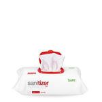toallita limpiadora para la desinfección de superficies