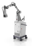 robot de cirugía portamicroscopio / para neurocirugía