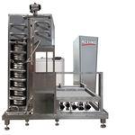 sistema de tratamiento de residuos modular