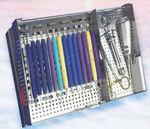 cassette de esterilización para instrumental dental