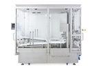 máquina de llenado aséptica