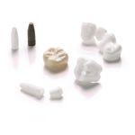 corona dental de circona