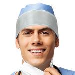 gorro médico de protección radiológica