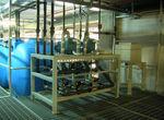 sistema de tratamiento de desechos para residuos radiactivos