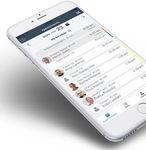 aplicación para iOS de gestión de citas / de visualización / de oncología