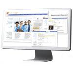 software de intercambio / para comunicación / de oncología / clínico